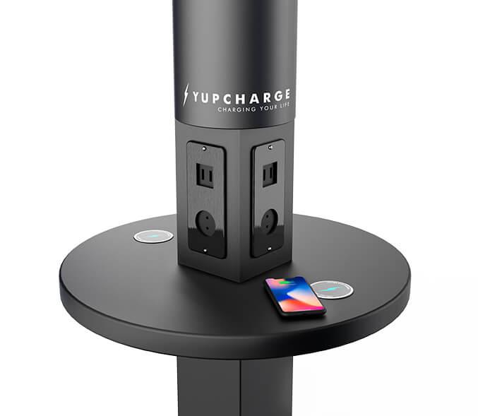 Yupcharge Cargadores para móviles SmartFurniture FolkMetal