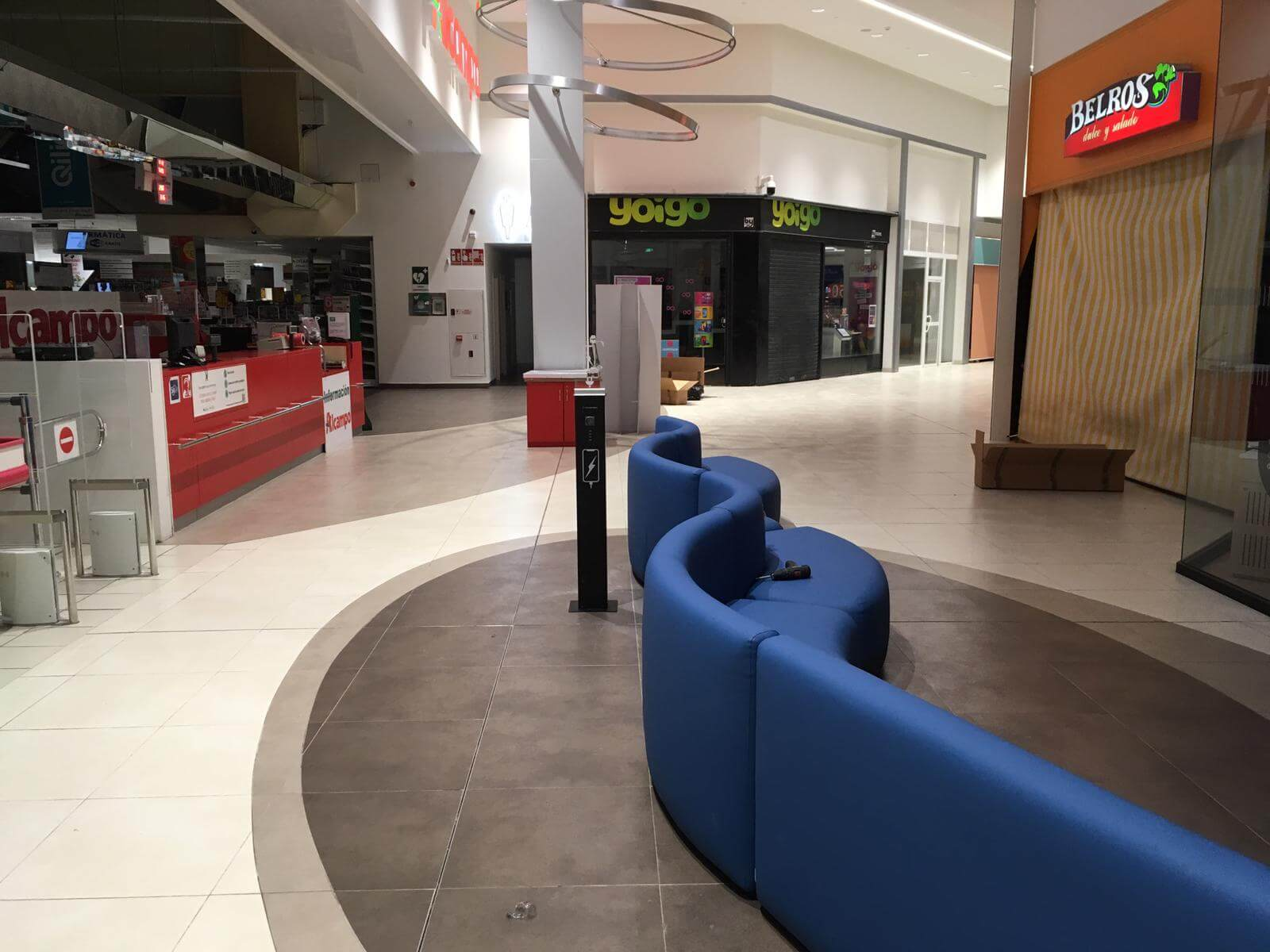 YupCharge Groove Shopping Center Abierto de Linares (13)