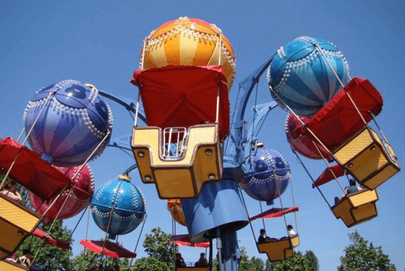 Yupcharge-Parque Popsaland de Panne