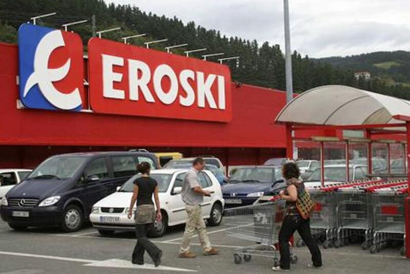 Yupcharge Caso de Exito Eroski