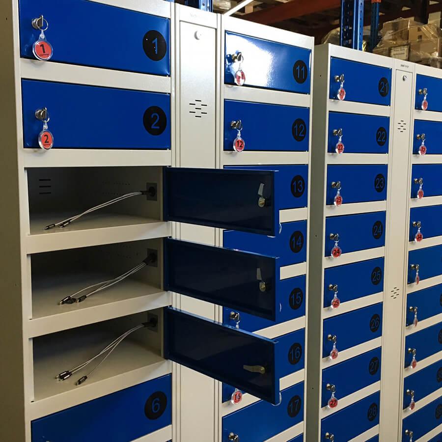 Yupcharge Cargadores para móviles Taquilla de carga Wall
