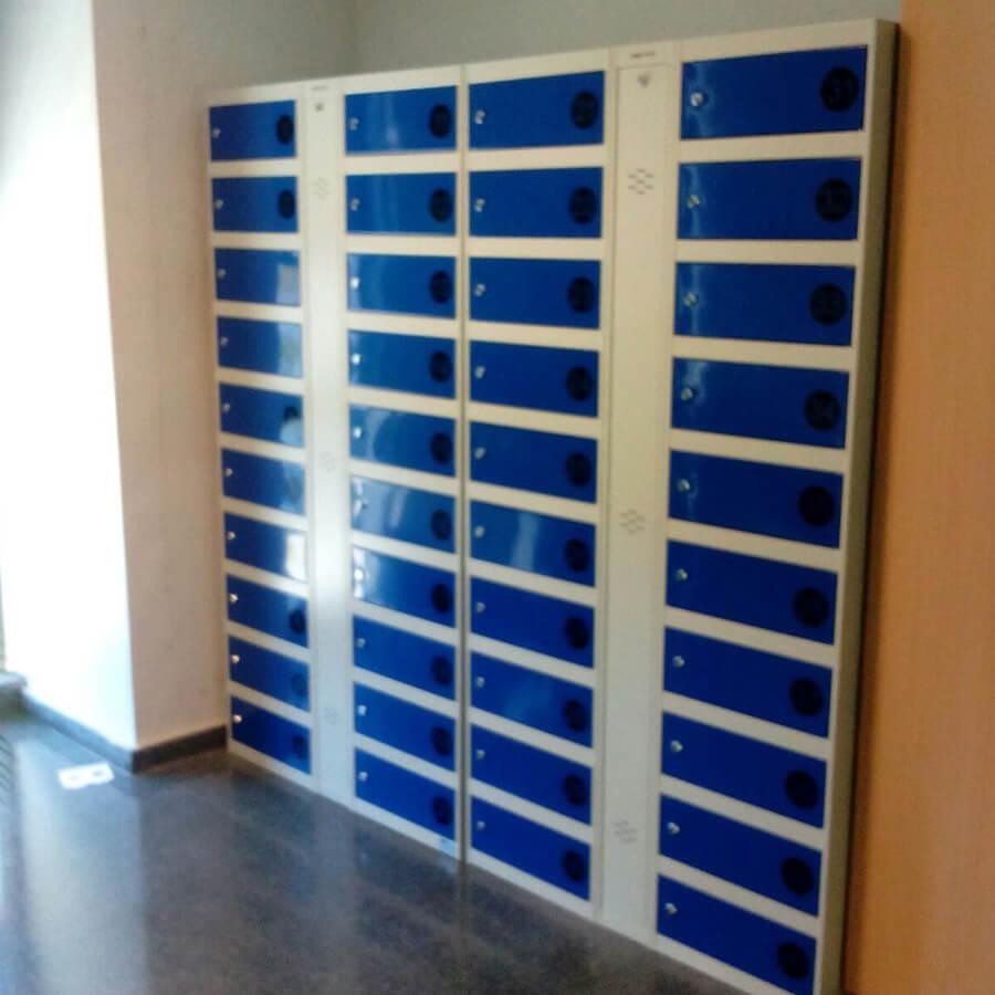 Yupcharge Cargadores para móviles Taquilla de carga Wall TorreAgbar