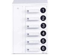 Yupcharge Cargadores Móviles Taquilla de carga PopMini con Keypad electrónico