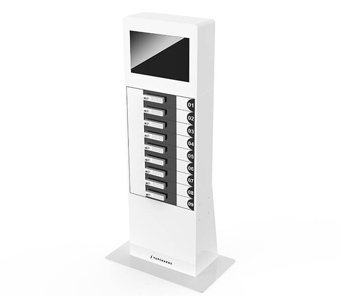 Yupcharge Cargador para móviles Taquilla-de-carga-Twist-DS22-1
