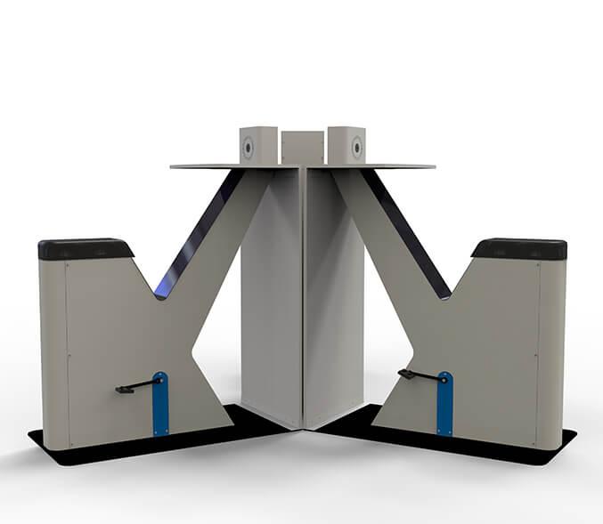 Yupcharge Cargadores para móviles Mobiliario Inteligente YupBike ERGO